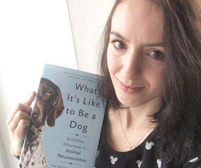 what it's like to be a dog? Gregory Berns recenzja książki