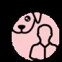 wspieramy człowieka i psa