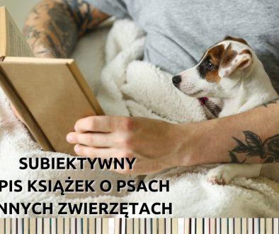 Spis książek o psach i innych zwierzętach